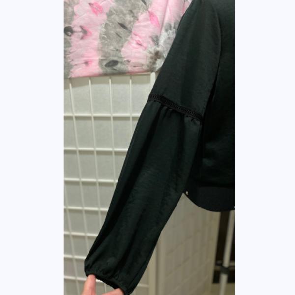 manga blusa nó